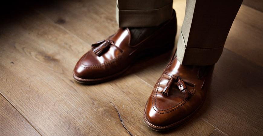 Стили классической обуви